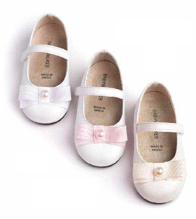 d47080cbe34 Παπούτσια Βάπτισης λευκό BABYWALKER BS3500 | Έπιπλο παιδικό, εφηβικό ...