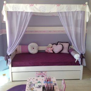 Παιδικά κρεβάτια - Στρώματα
