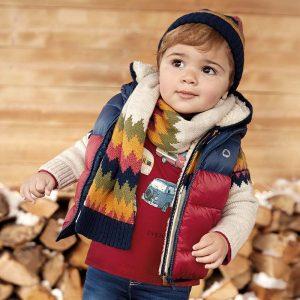 Φθινόπωρο-χειμώνας αγόρι Mini 6-36 μηνών