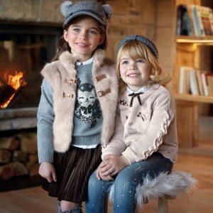 Φθινόπωρο-χειμώνας Junior 2-8 κορίτσι