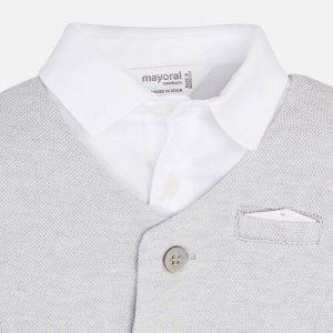 3c6846133b66 Σετ πουκάμισο με γιλέκο 29-01105-024 αγόρι MAYORAL