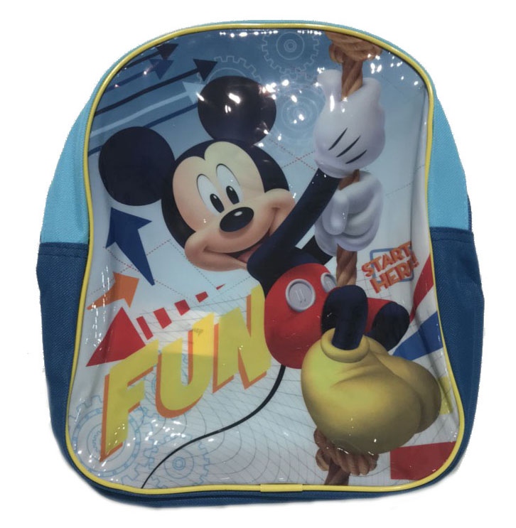 16a2df5c7c Τσάντα πλάτης νηπίου Mickey 15.012 OEM